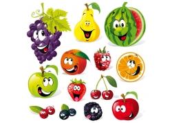 可爱卡通水果图片