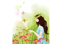 梦幻女孩图片