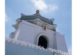 中国风建筑摄影图