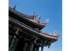 中国风建筑摄影