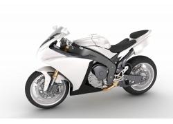 摩托车摄影图片