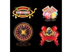赌场矢量素材