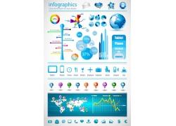 信息图形矢量素材图片