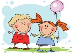 可爱卡通儿童图片