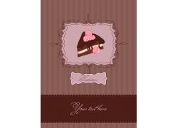 蛋糕画册封面设计