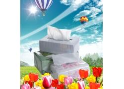 纸品广告设计