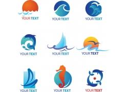 图标标志设计素材图片