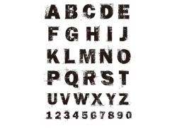 艺术字体设计素材图片