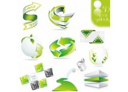 生态环保图标图片