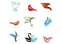 卡通动物图标标志设计图片
