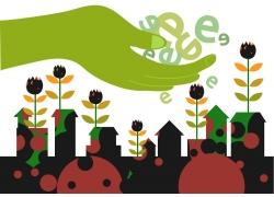 生态环保海报图片