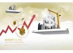 城市建设广告背景