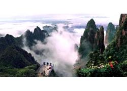 旅游景区风景