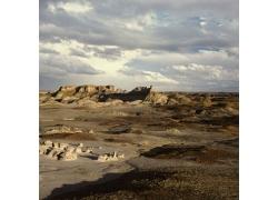 沙漠边沿风景