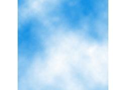 天空白云背景素材