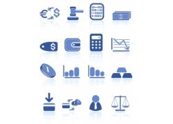 金融商业图标设计