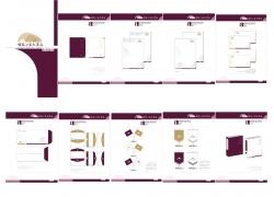 桂林金象大酒店VI应用部分设计