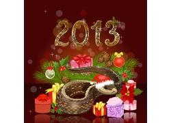 2013年圣诞节海报