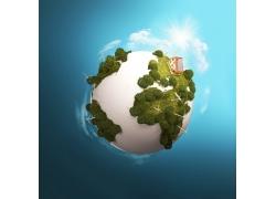 节能环保主题