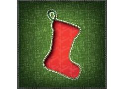 圣诞袜子背景