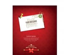 创意圣诞节贺卡