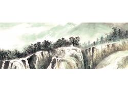山水装饰画