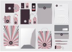 时尚企业VI模板