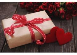 情人节礼物摄影图片