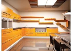 现代风格厨房室内装修