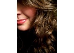 发型美女模特