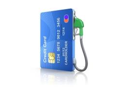 信用卡加油站