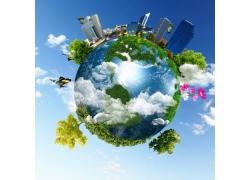 创意地球生态环保