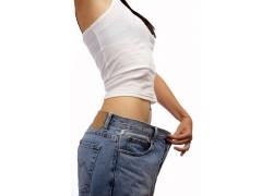 减肥的女性