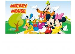 卡通迪士尼背景素材图片