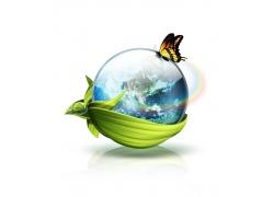 绿色地球环保