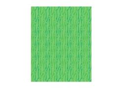 绿色背景波浪纹图案