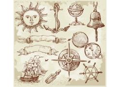 宗教素描图片