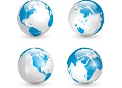 水晶地球图标