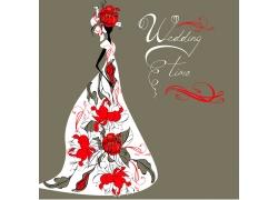 矢量新娘设计
