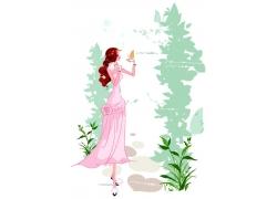 看蝴蝶的新娘