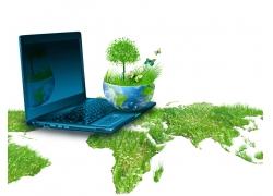 笔记本电脑与地球环保