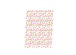 粉色小花背景