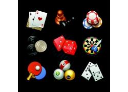 赌博游戏素材图片