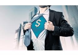 金融商业职业人的摄影