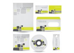 名片信封CD包装设计