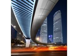 城市立交桥风景图片图片