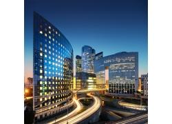 城市马路风景图片图片