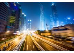 上海高楼大厦风景图片图片