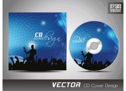音乐CD盒封面