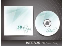 创意简约CD盒设计